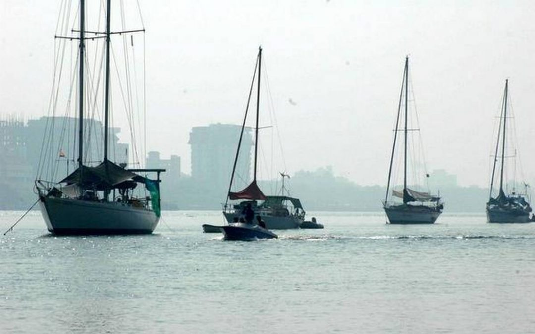 Seafarers head home; 10,000 to land at Mumbai Port by June 28