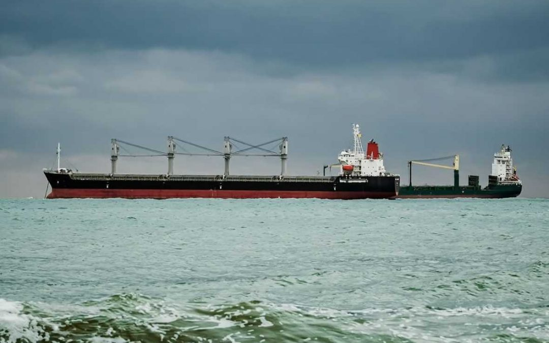 Baltic index sees best day ever as capesize vessel rates surge