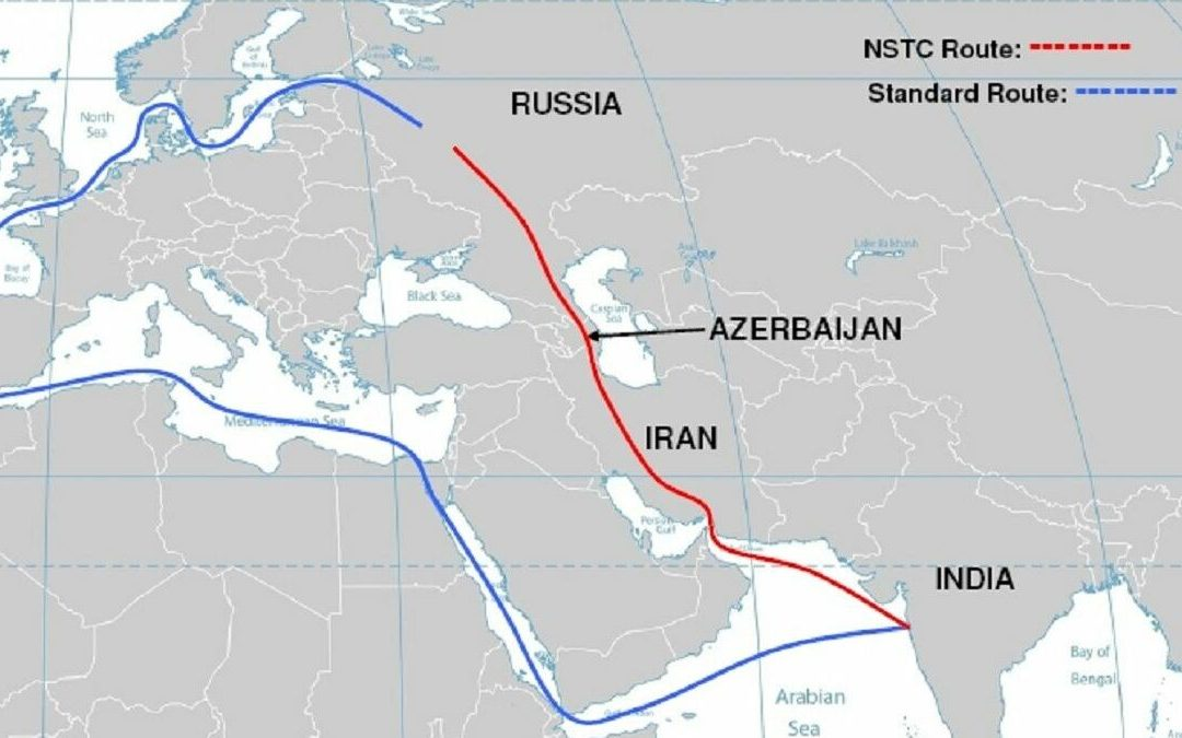 Iran on verge of activating massive new Russia- India trade corridor through Suez Canal