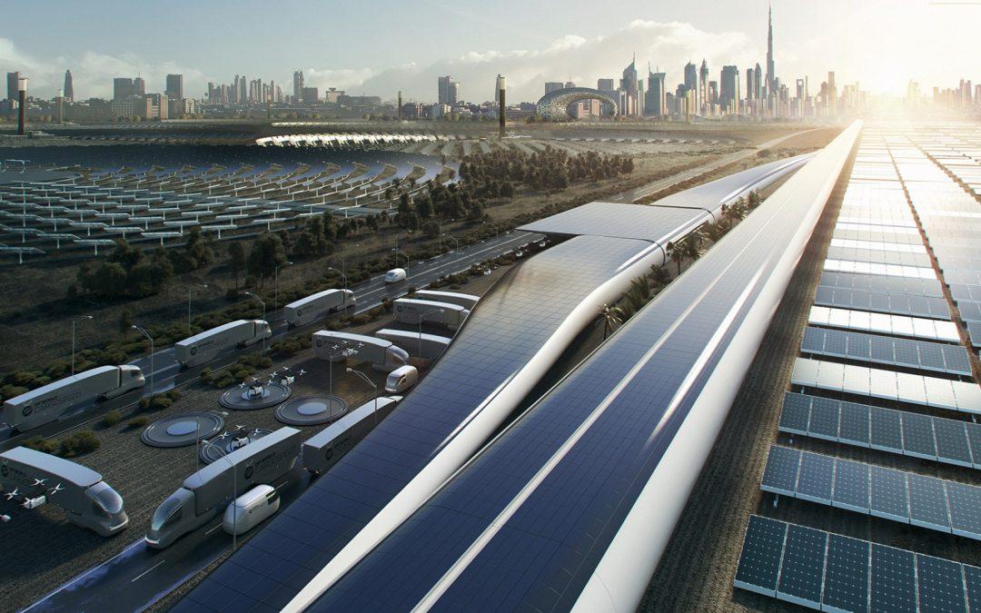 DP World & Virgin Hyperloop brings Hyperloop systems closer to reality