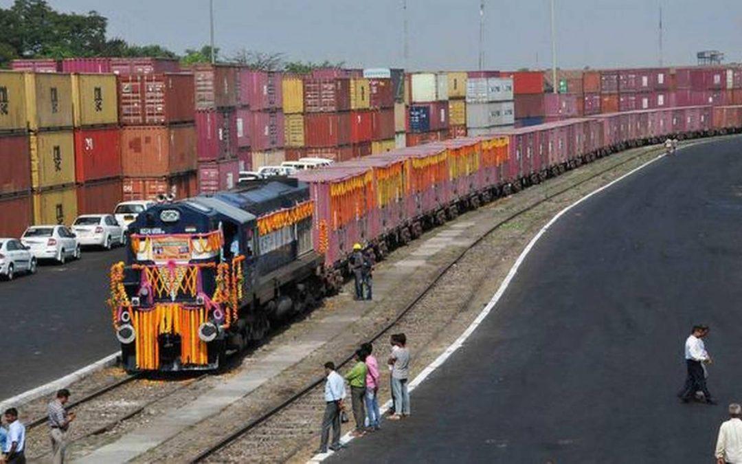 Concor starts train service to Bangladesh