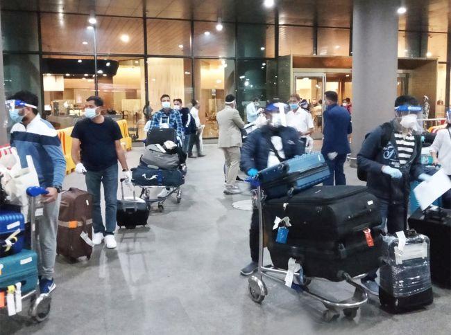 GAC brings 3,000 Indian Seafarers home