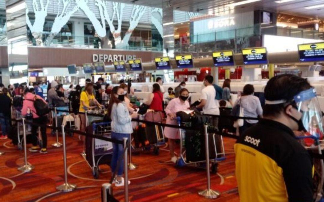 40000+ Filipino Seafarers Repatriated In July