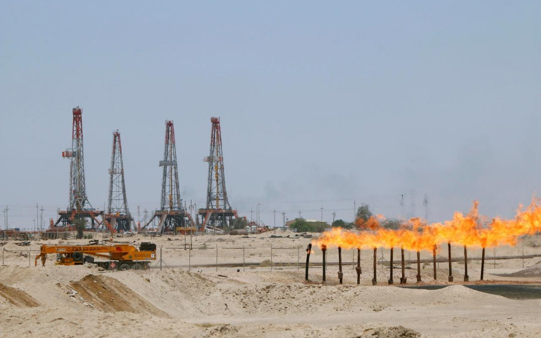 Iraq increases oil exports in July, pumps above OPEC+ target