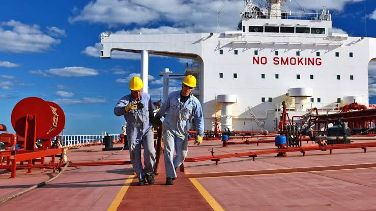 Global shipping at 'critical point' as routes threatened by sailor shortage