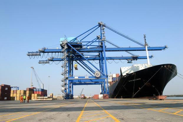 Mundra Port emerges as Largest Container Port by Volumes in India during Q1 FY 21