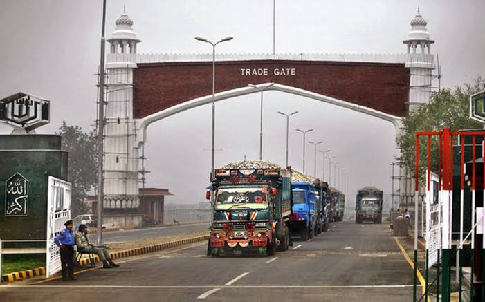 Afghan Exports to India through Wagah border allowed by Pakistan