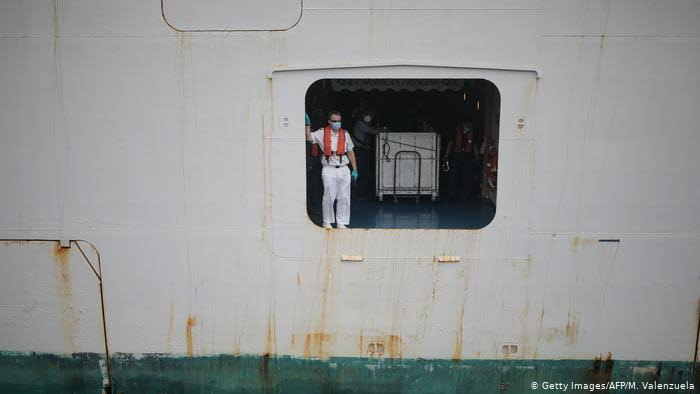 Seafarers still stranded at sea — and more test positive
