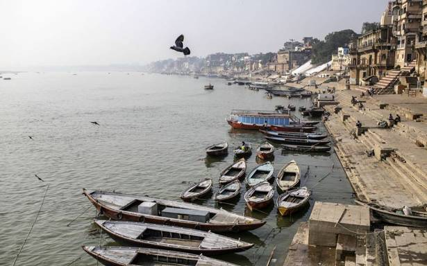 World bank-funded Jal Marg Vikas Project along Ganga river use up less than the budgeted cost