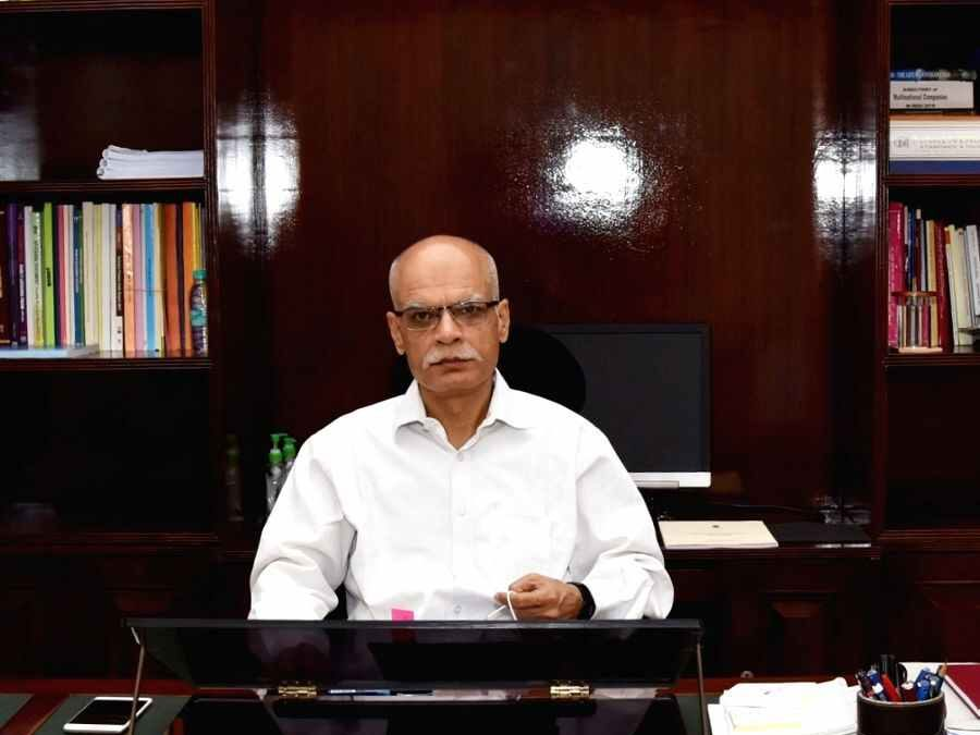 Govt ready with incentives and development schemes to boost manufacturing in India: Secretary, DEA