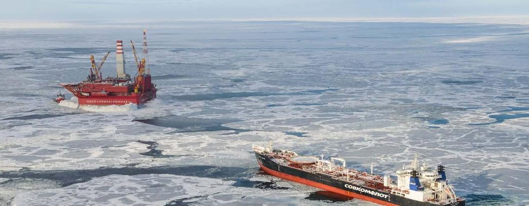 As Arctic ice melts, polluting ships stream into polar waters