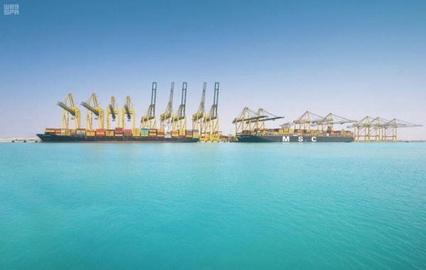No permits required to load Transshipment Containers in Saudi Ports