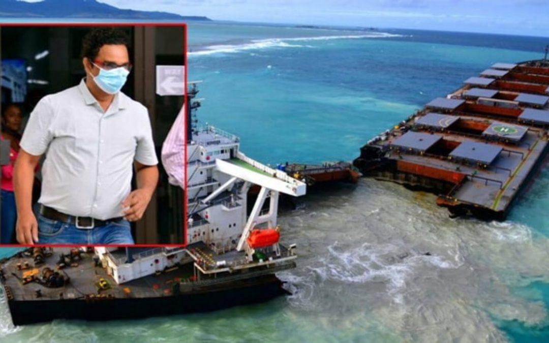60-Year Imprisonment For MV Wakashio Captain, If Convicted