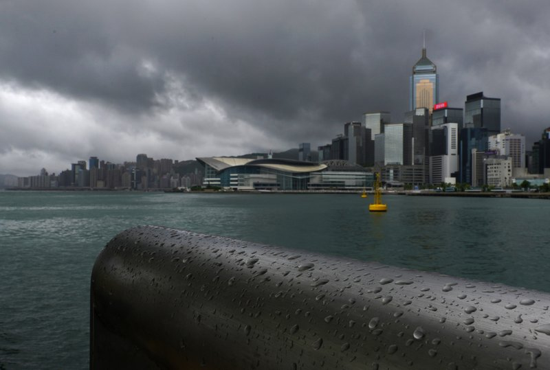 US suspends shipping tax exemptions with Hong Kong
