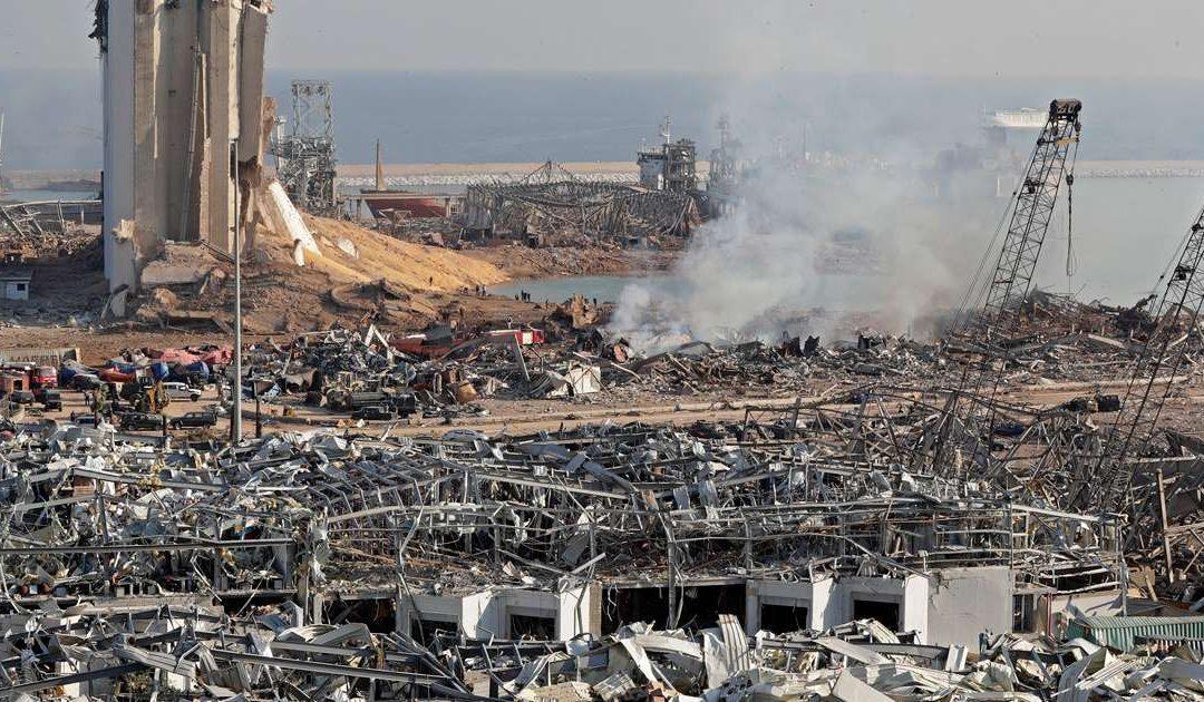Ports around the world review ammonia nitrate storage plans in wake of Beirut blast