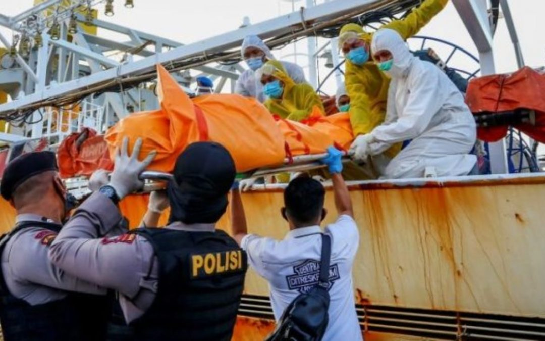 Indonesian Crew Member Dies On Chinese Vessel Due To Accident