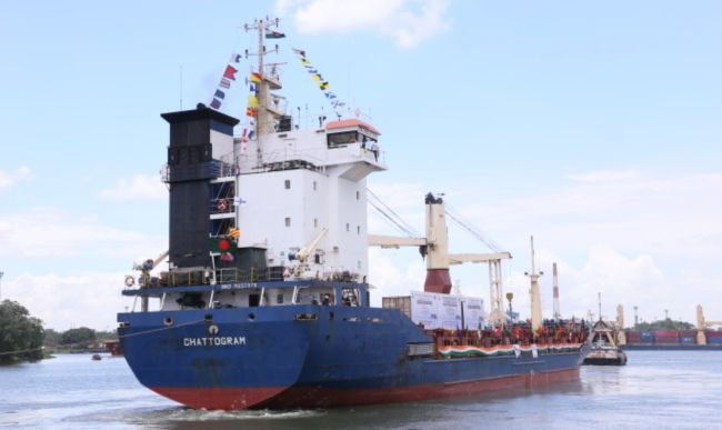 As India and Bangladesh Boost Maritime Ties, Shipping To Northeast India Becomes Easier