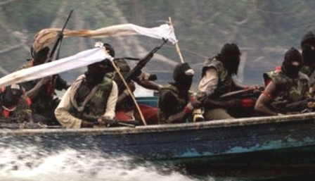 Nigeria convicts first pirates under new maritime law