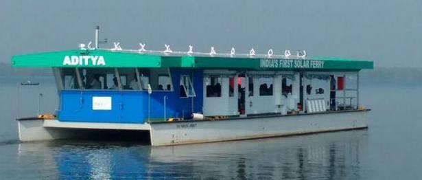 NavAlt wins international honour for its solar boat