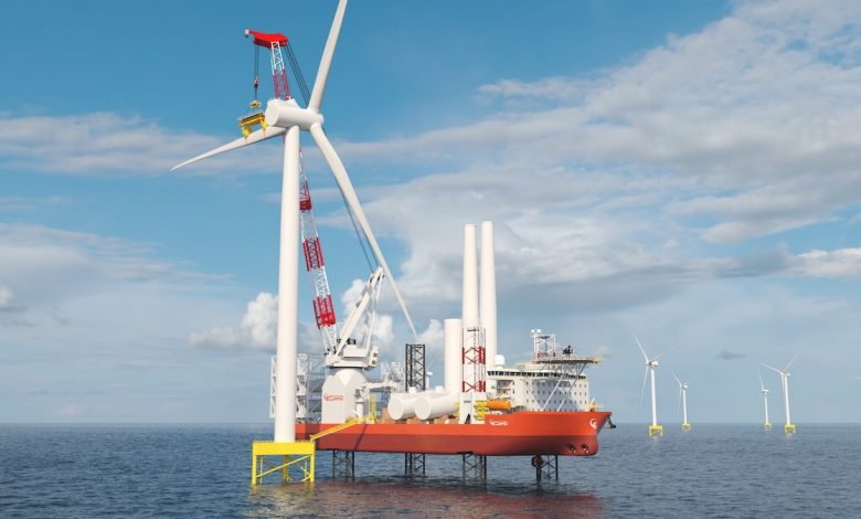 Scorpio moves into offshore wind sector