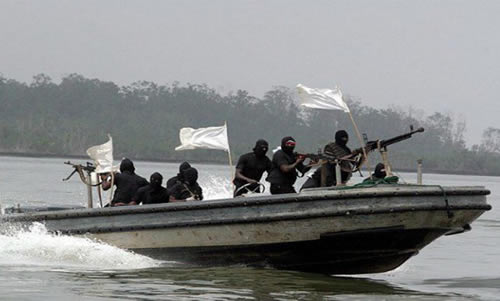 7 Abducted Russian Seafarers Rescued From Nigerian Pirates