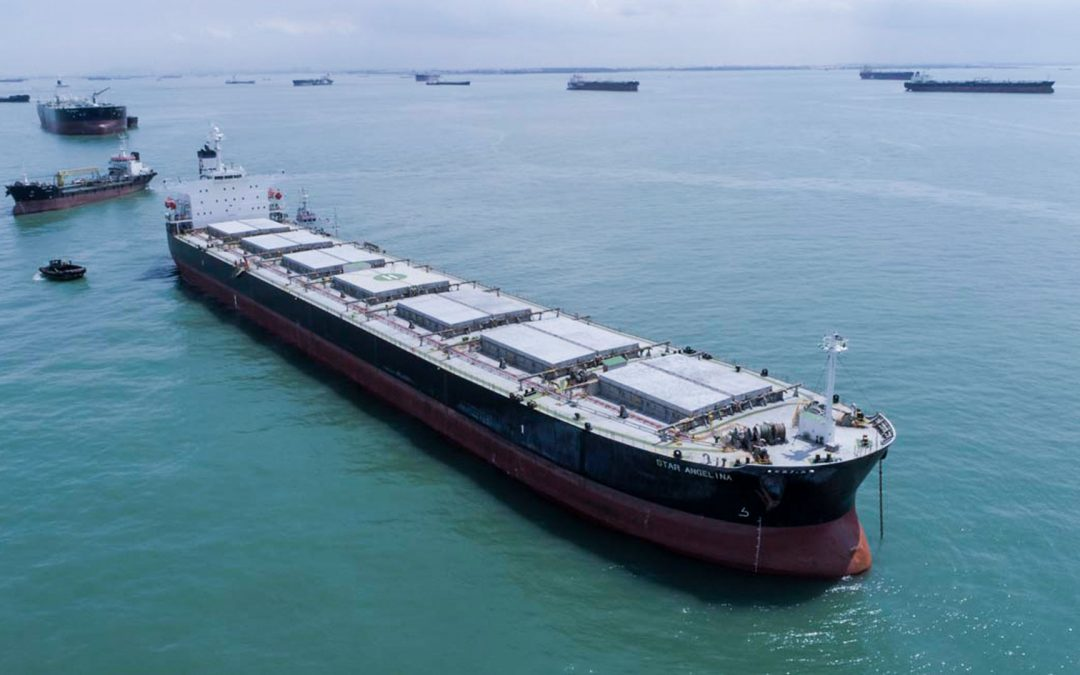 Hopes for shipping M&A face reality check