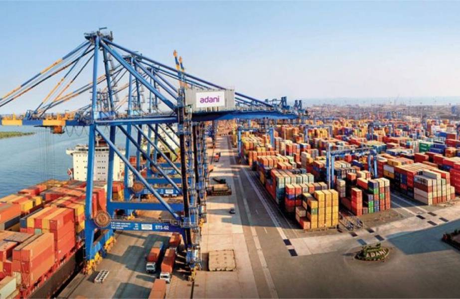 Adani Ports set up Singapore unit exclusively for global logistic play