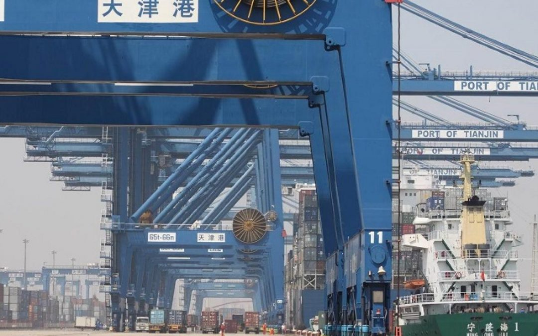 China to promote Tianjin Port as an International Shipping Hub