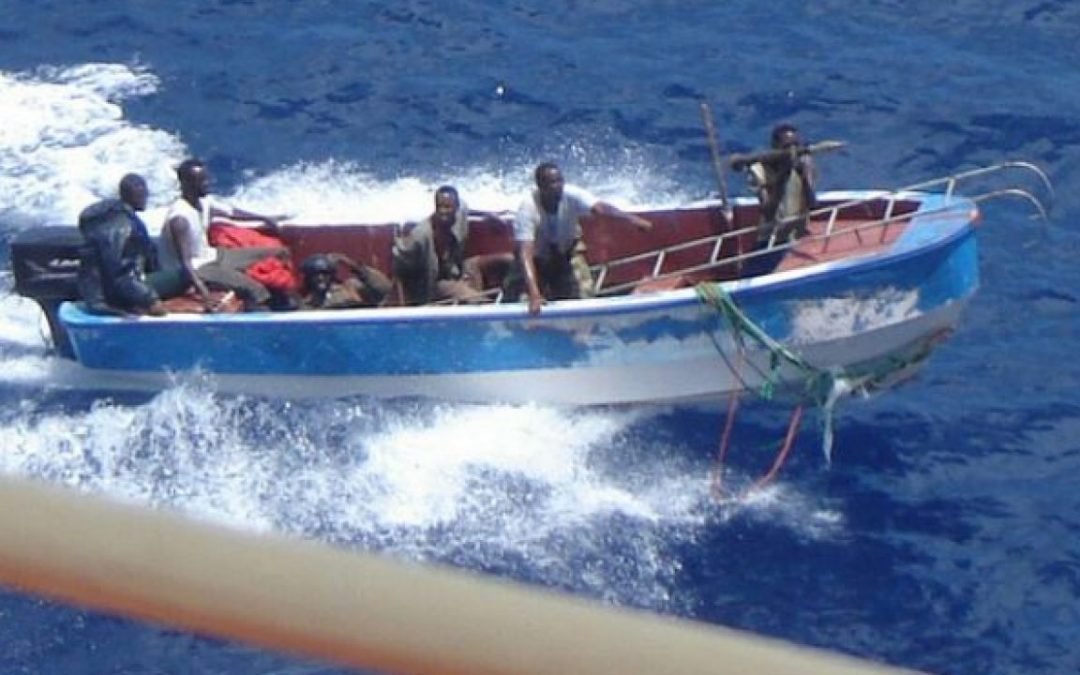 Iranian Hostages Released By Somali Pirates After Years In Captivity
