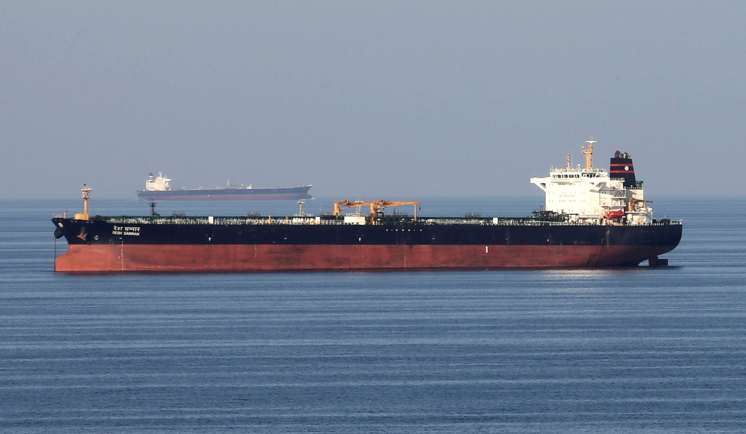 Tankers ship Iranian fuel cargoes to U.S. for seizure – sources