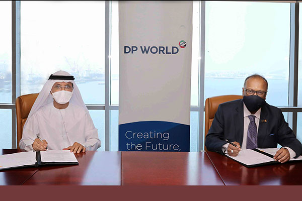 DP World acquires three units of Transworld group from Ramesh Ramakrishnan