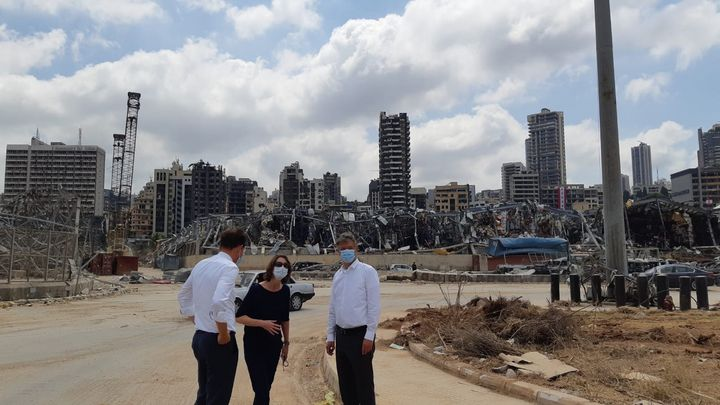 Port Of Rotterdam Authority Joins Dutch Mission To Disaster-Stricken Port Of Beirut