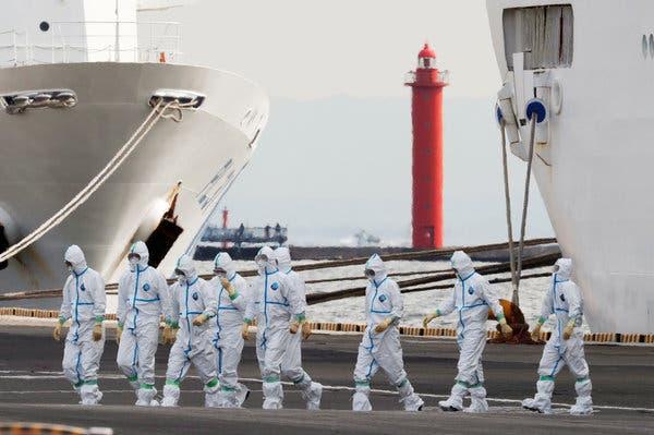 Asian ports tighten sea crew changes, testing as coronavirus cases reemerge
