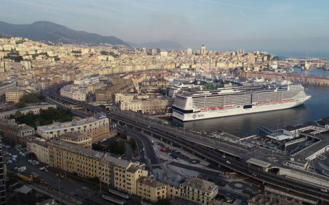 MSC Grandiosa Becomes The First Ship To Welcome Guests Back