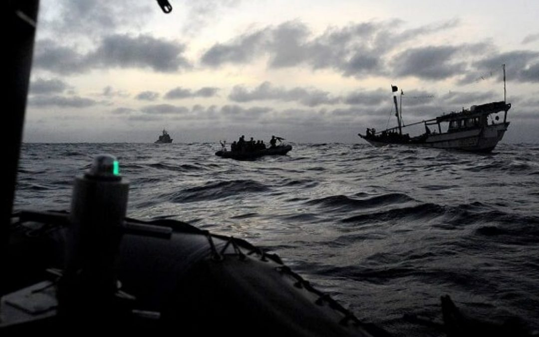 Pirates Release 9 Abducted FPSO Crew Members