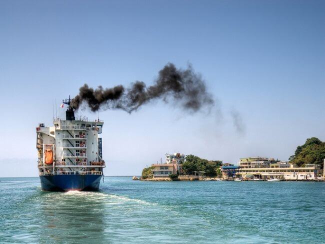 Shipping Emissions Are Projected To Increase By Up To 50% Until 2050 – New Study