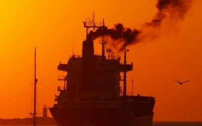 40% Increase In Seaborne Trade, With 10% Decrease In CO2 Emissions During 2008-18: IMO Report