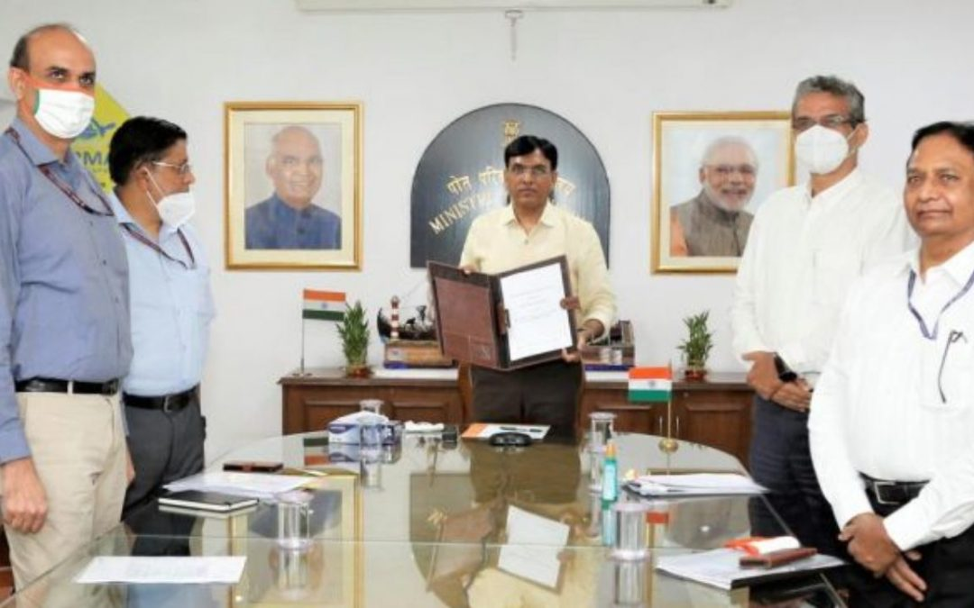 India: Ministry Of Shipping Inks MoU For Skill Development In Port And Maritime Sector