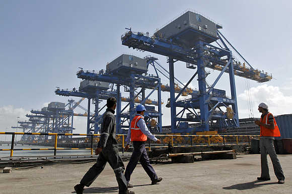 Workers feel the heat as major ports on cusp of historic make-over