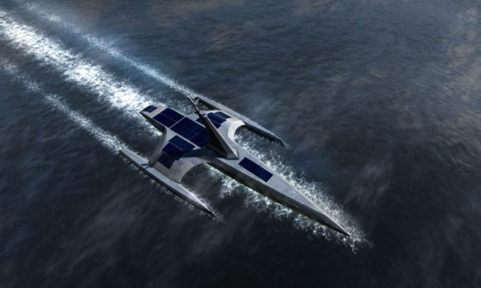 Meet the 'Mayflower:' Sailing Into a New World, All Over Again