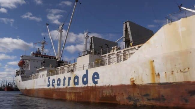Captain And Ship Crew Reported Kidnapped From Reefer Ship Off Nigeria