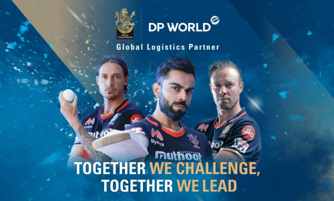 DP World signs up as Global Logistics Partner of Royal Challengers Bangalore