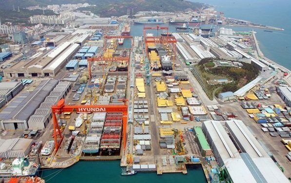 Hyundai Heavy suspends operations at Ulsan yard due to coronavirus outbreak