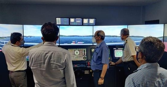 JNPT upgrades its existing Ship Maneuvering Simulator in a major technological push
