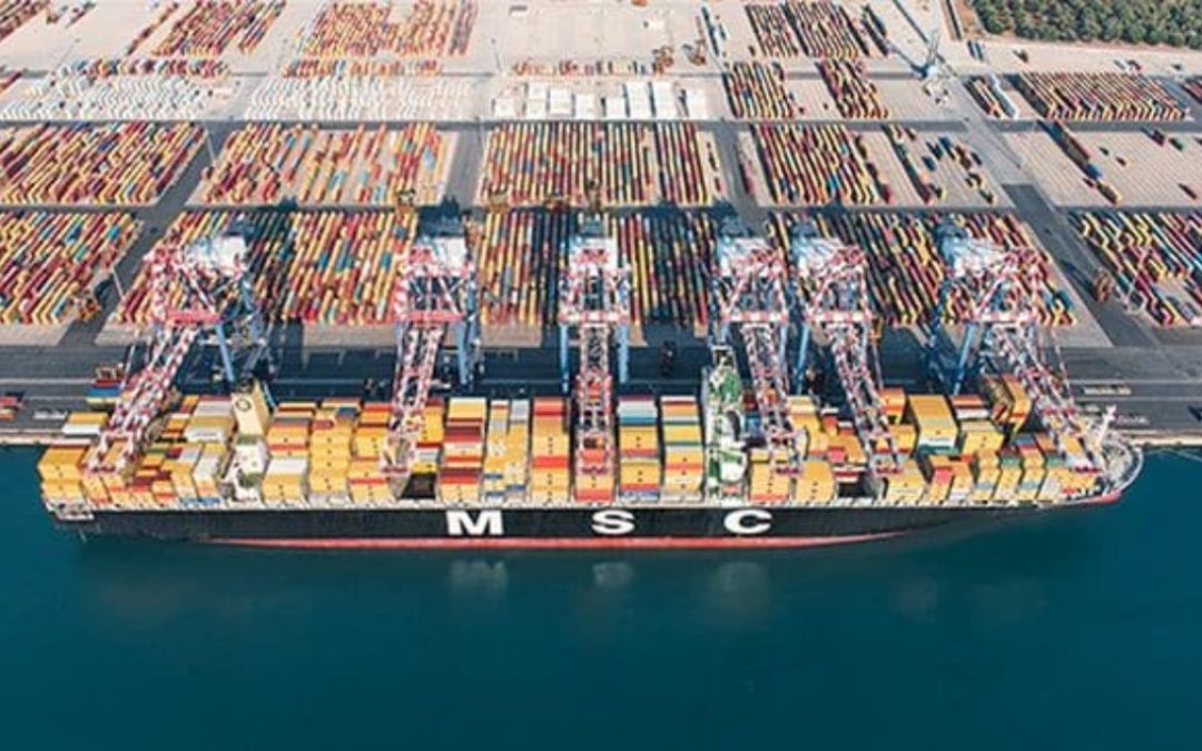 MSC Partners with WAVE for Wide Adoption of its e-Bill of Lading in India
