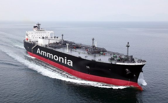 IEA predicts ammonia will eventually become shipping's dominant fuel