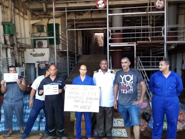 Stranded At Sea – Ship Ran Out Of Diesel For Lighting; Crew Without Wages For Months