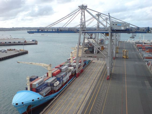 Man Crushed To Death By Container In Fergusson Container Terminal, Port Of Auckland