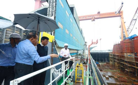 India: Major Ports To Use Only Indian Built Tug Boats Now Onwards