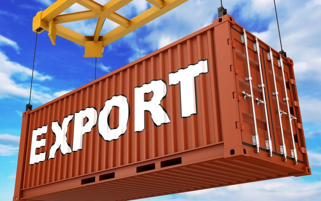 India's Exports jumped 13 % to $ 6.12 bn in September 1st week